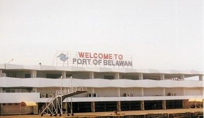 Port of Belawan