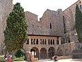Porta Ferrada de Sant Feliu de Guixols Monestir.jpg