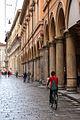 Portico del Pavaglione - Via dell' Archiginnasio.jpg