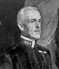 Porträtt (beskuret) av greve Reinhold von Rosen (1865-1946) målat av David Tägtström 1921..jpg