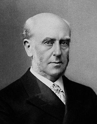 Archibald Geikie - Image: Portrait of Archibald Geikie