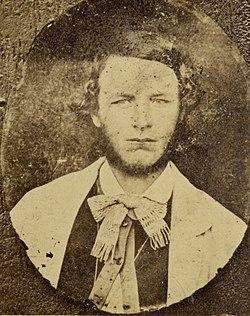 Portrait of bushranger Ben Hall, by Freeman Brothers Studio, 1863,.jpg