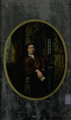 Portrait of a Man in 17th-century Clothing