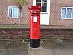 Post box on Richmond Row, Liverpool.jpg
