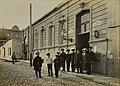 Postmen and telegraphers (Baku).jpg