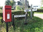 Posts And Postbox (geograph 2670952).jpg