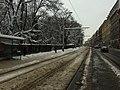 Praha, Smíchov, Betramka, zastávka tramvaje.JPG