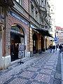 Praha, Staré Město, Knihkupectví Franze Kafky II.jpg
