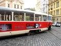 File:Praha, Zvonařka, tram č. 22 couvá.ogv