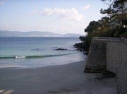 Praia de sanxenxo.JPG