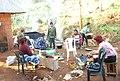 Preparatifs Funerailles Bamileke2.jpg