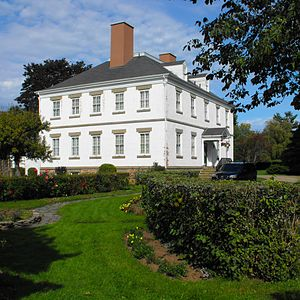 Prescott House Museum - Image: Prescott House Front 2009