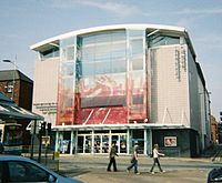 Present-Day St. Helens Theatre Royal