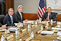 President Obama Convenes a Meeting of His National Security Council to Discuss Efforts to Degrade and Destroy ISIL (24966845250).jpg