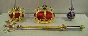 Kingdom of Prussia - The Prussian Crown Jewels, Charlottenburg Palace, Berlin