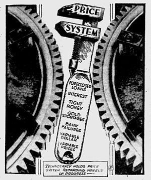 "English: Technocracy: ""Price System: Fore..."