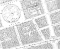 Princes Street on an 1870s Ordnance Survey map.png