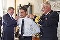 Prins Maurits wordt bevorderd door Koning Willem-Alexander.jpg