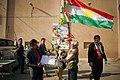 Pro-Kurdistan referendum and pro-Kurdistan independence rally at Franso Hariri Stadiu, Erbil, Kurdistan Region of Iraq 09.jpg
