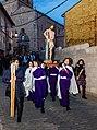 Procesión del Santo Entierro del Viernes Santo, Ágreda, Soria, España, 2018-03-29, DD 24.jpg