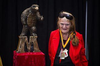 Dagmar R. Henney - Image: Prof Henney Dagmar UM Emeritus Alumni Society