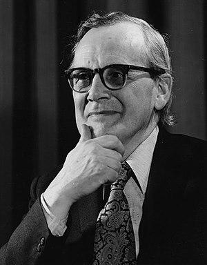 R. G. D. Allen - Allen in 1978.