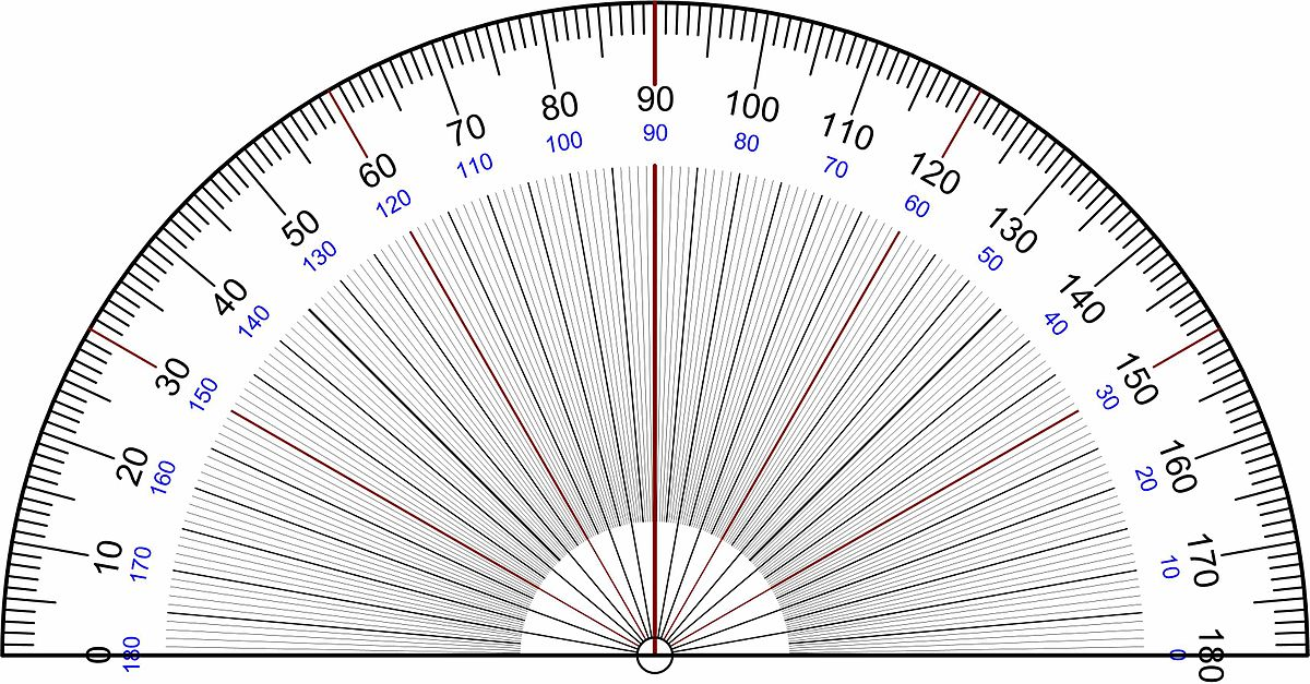 180 degrees of double d