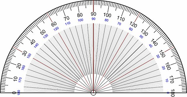 Protractor wikiwand pronofoot35fo Choice Image