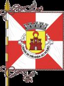 Bandeira de Miranda do Douro (português)Miranda de l Douro (mirandês)