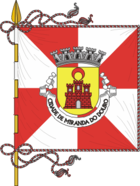 Flag of Miranda do DouroMiranda de l Douro