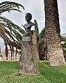 Puerto de la Cruz Tenerife - Dulce María Loynaz - Monument.jpg