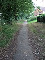 Pulleys Lane, Warners End - geograph.org.uk - 191931.jpg