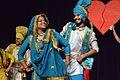 Punjabi Dance - Opening Ceremony - Wiki Conference India - CGC - Mohali 2016-08-05 6396.JPG