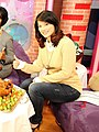 Puris Hong on King-of-the-Happy-Life at CTV 20111107.jpg