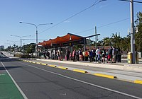 Queen Street (Southport) Light Rail Stop.jpg