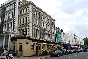 Queen's Hotel, Primrose Hill - The Queen's, 2009