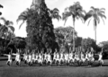 Queensland State Archives 2433 Display of physical culture by students of the Teachers Training College 21 April 1937.png