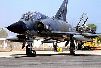 No. 75 Squadron RAAF - A No. 75 Squadron Mirage III in 1988