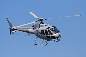 RAN squirrel helicopter at melb GP 08.jpg