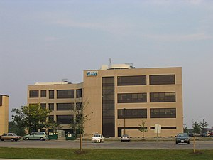 BlackBerry Limited - BlackBerry headquarters, based in Waterloo, Ontario, Canada