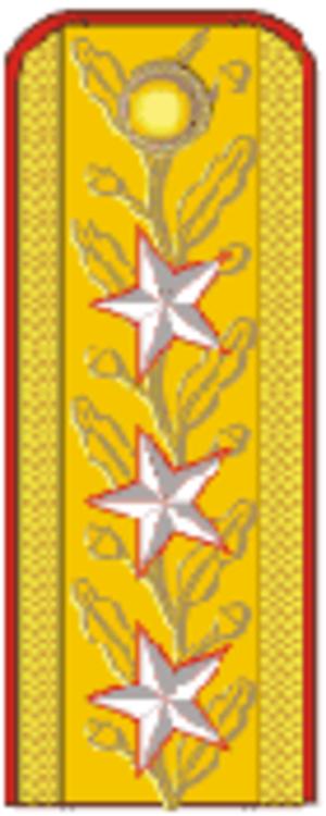 Ion Mihai Pacepa - Image: RO Army OF8