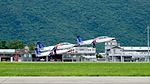 ROCAF Thundertigers AT-3s Taking off fron Hualien Air Force Base 20160813e.jpg