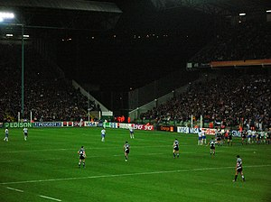 Italy at the Rugby World Cup - Scotland vs Italy at St Etienne, 2007 World Cup