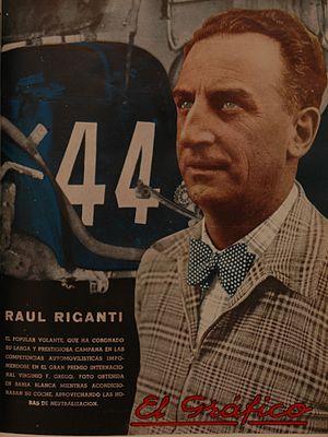 Raúl Riganti - Raúl Riganti
