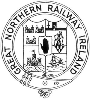 Great Northern Railway (Ireland) - Image: Railway GN Rsymbol