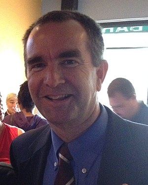 Lieutenant Governor of Virginia - Image: Ralph Northam 2013