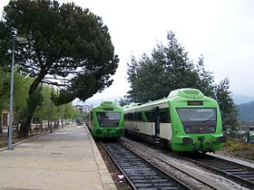 Image illustrative de l'article Métro Mondego