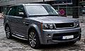 Range Rover Sport SDV6 HSE Styling-Kit (Facelift) – Frontansicht, 29. Mai 2014, Düsseldorf.jpg