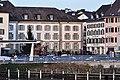 Rapperswil - Hafen - Fischmarktplatz - Seedamm 2010-12-22 16-04-54 ShiftN.jpg