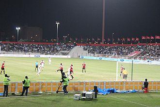 2013 FIFA U-17 World Cup - Image: Rashid Stadium 3